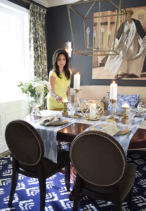 Tamara-Anka-CITRINELIVING : TABLESCAPE FOR THE FASHIONABLE HOSTESS