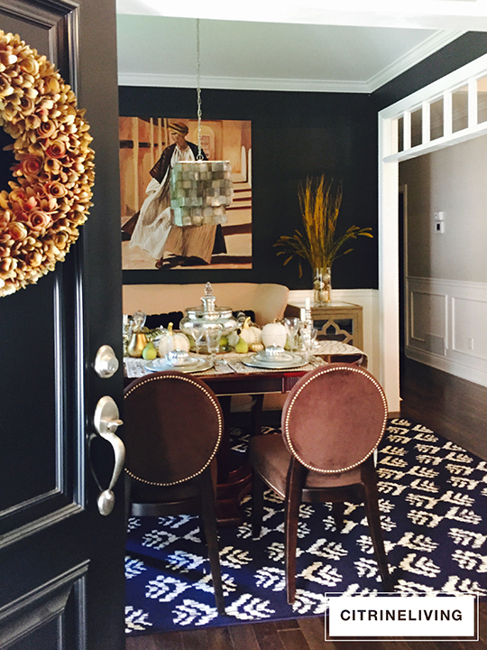 FALL HOME TOUR - CITRINELIVING