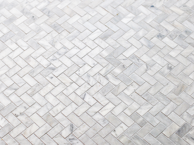 herringbone tile 1