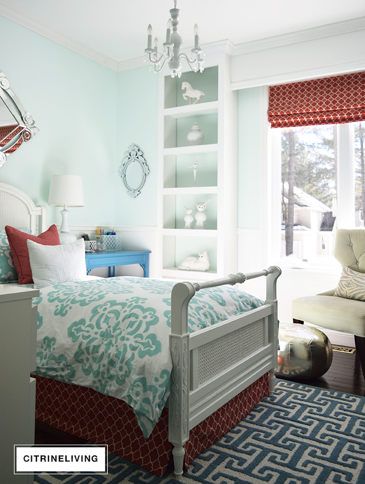 A REFRESHING BEDROOM UPDATE - CITRINELIVING