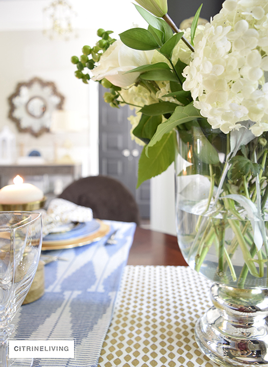 CITRINELIVING : TABLESCAPE FOR THE FASHIONABLE HOSTESS