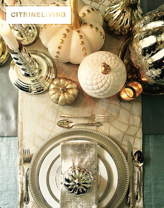 fall-tablescape-mercury-glass-pumpkins2