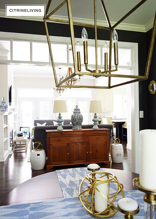 family-room-buffet-blue-lamps