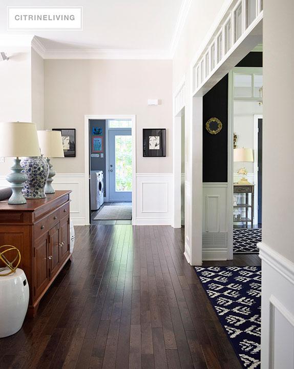 hallway-dark-hardwood-floors