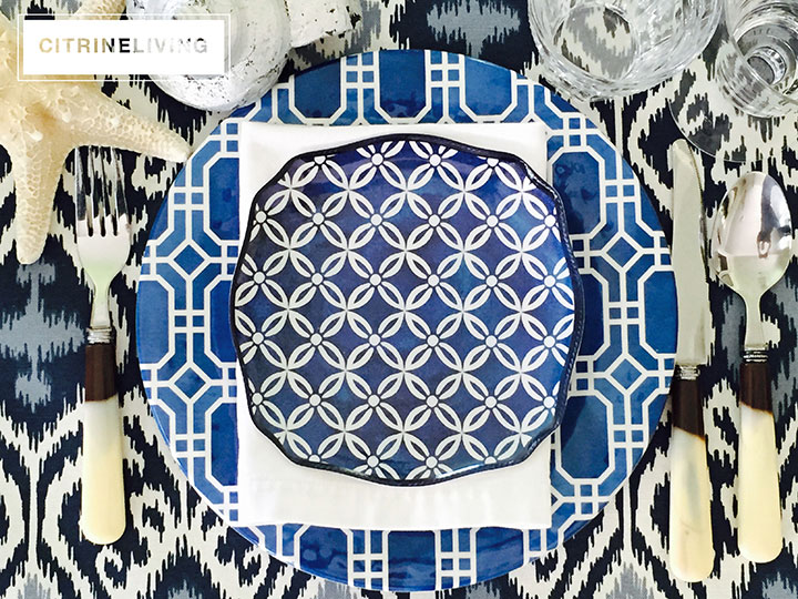 ikat-placemat-blue-dishes