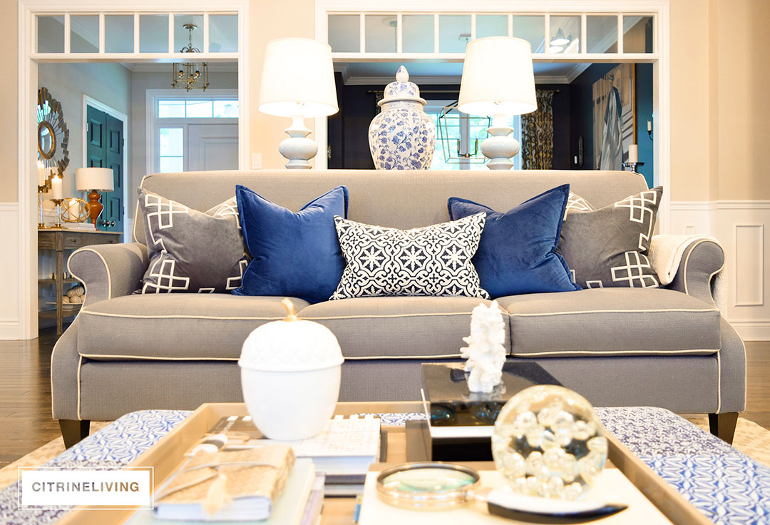 living-room-blue-velvet-pillows-grey-sofa3