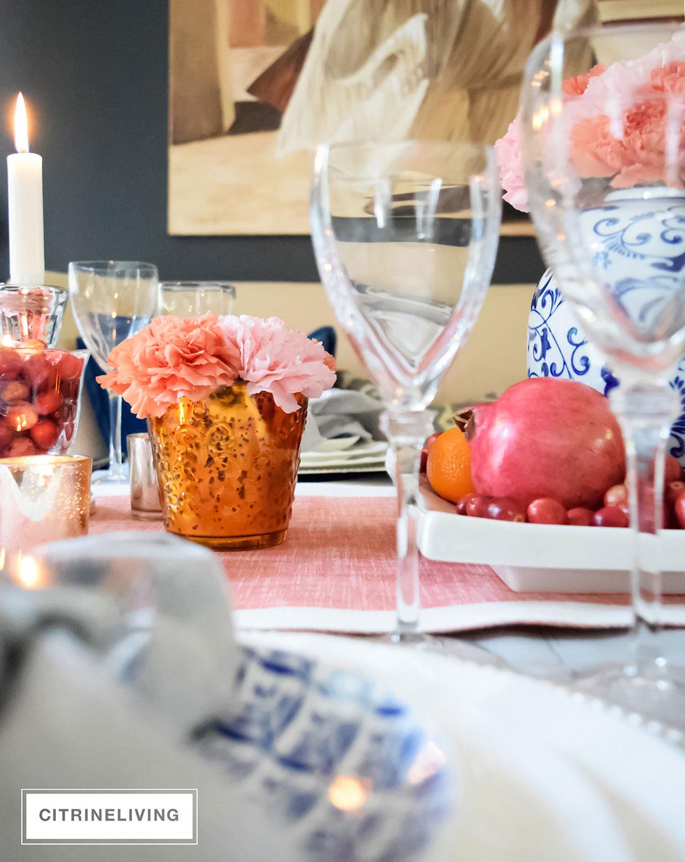 thanksgiving-table-ginger-jar-pink-flowers4