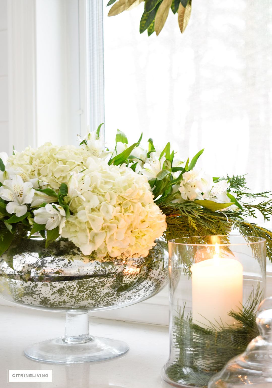 fresh-flowers-greenery-gold