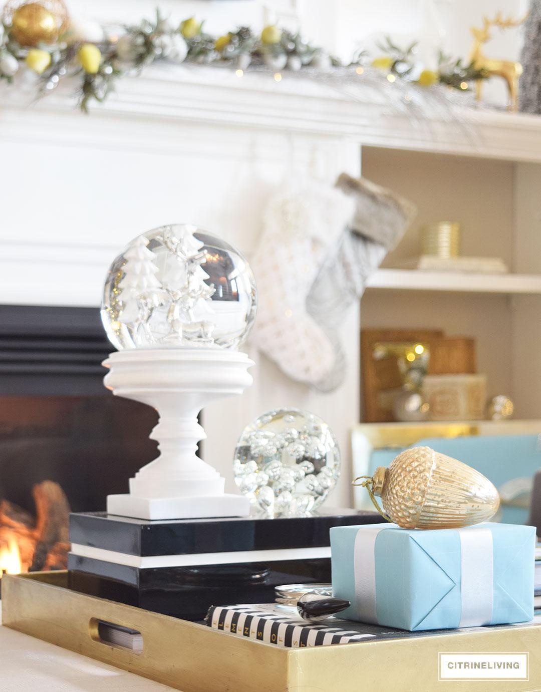 tiffany-blue-gift-wrap-metallic-ornament