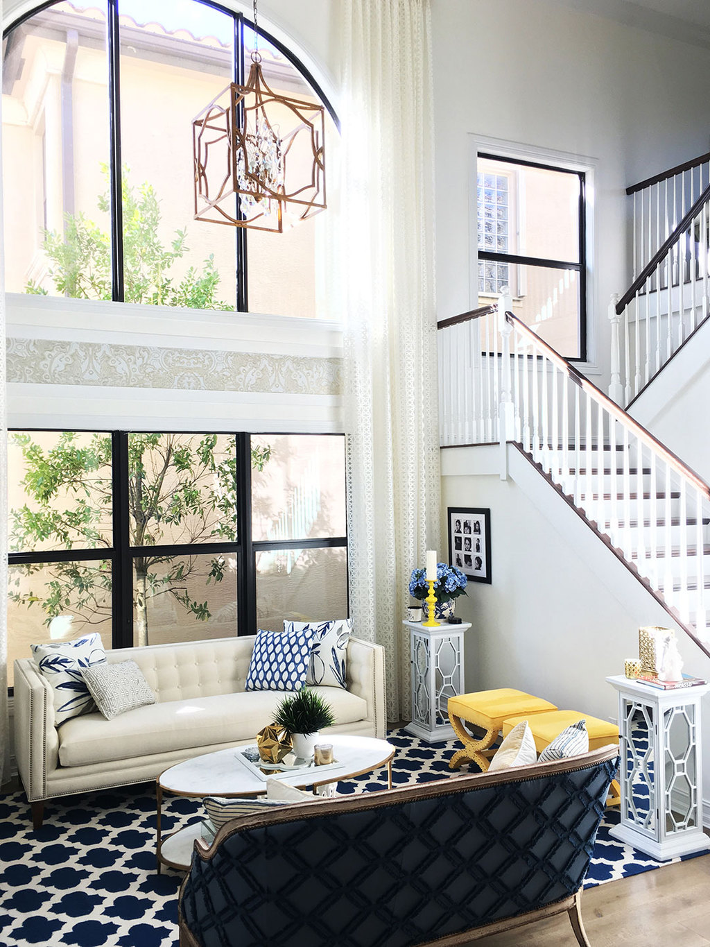 A FLORIDA HOME WHERE COMFORT MEETS GLAM