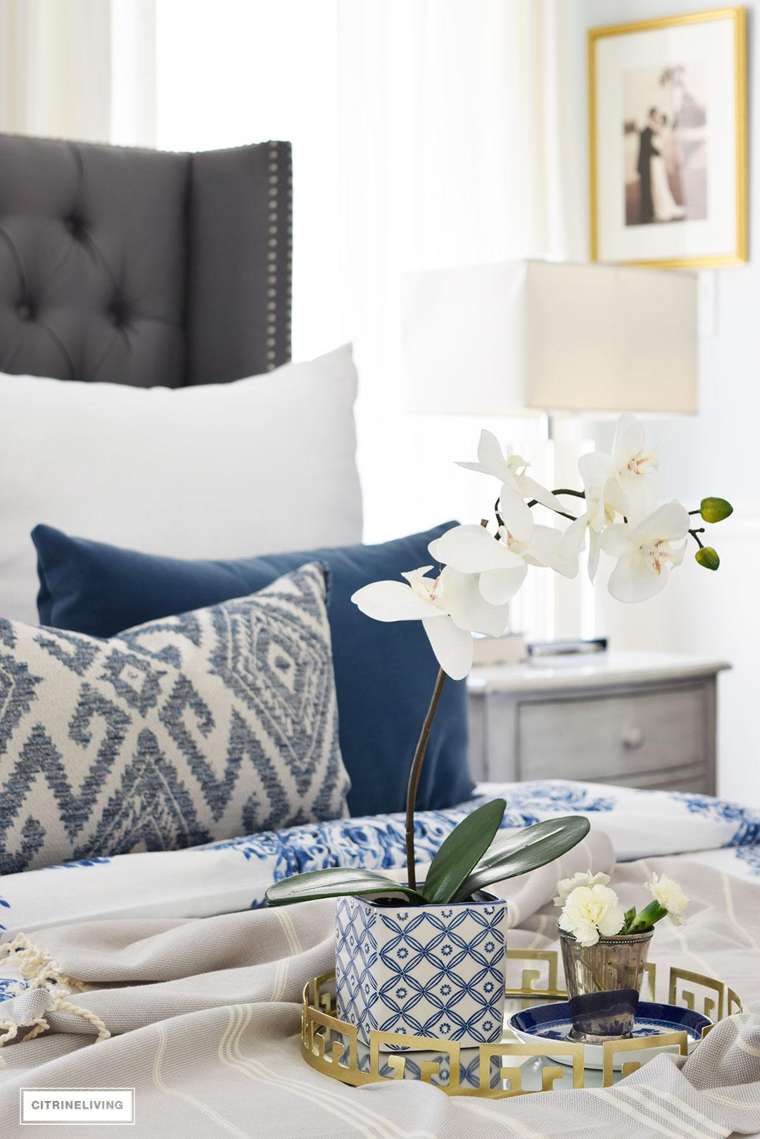 citrineliving spring in full swing home tour 2017. Black Bedroom Furniture Sets. Home Design Ideas