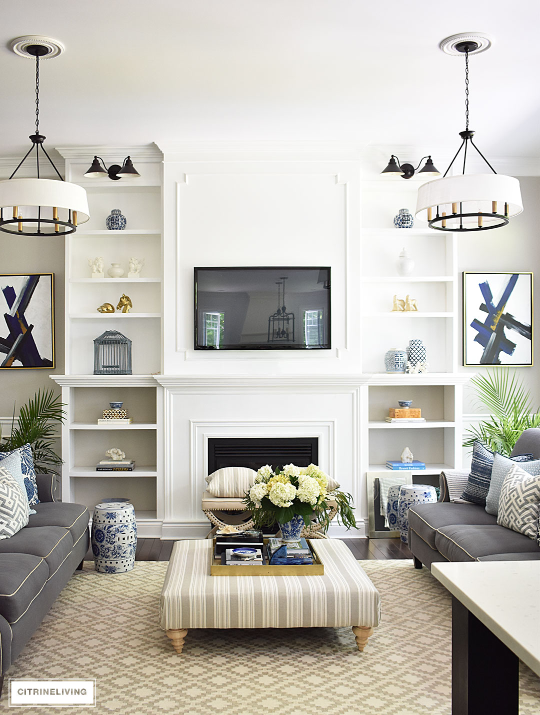 summer living room decor my top ten style tips that make a statement 15224