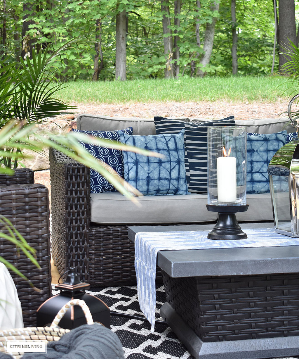 ... Create The Perfect Lounging Area In Your Backyard With A Beautiful  Covered Gazebo, With Added