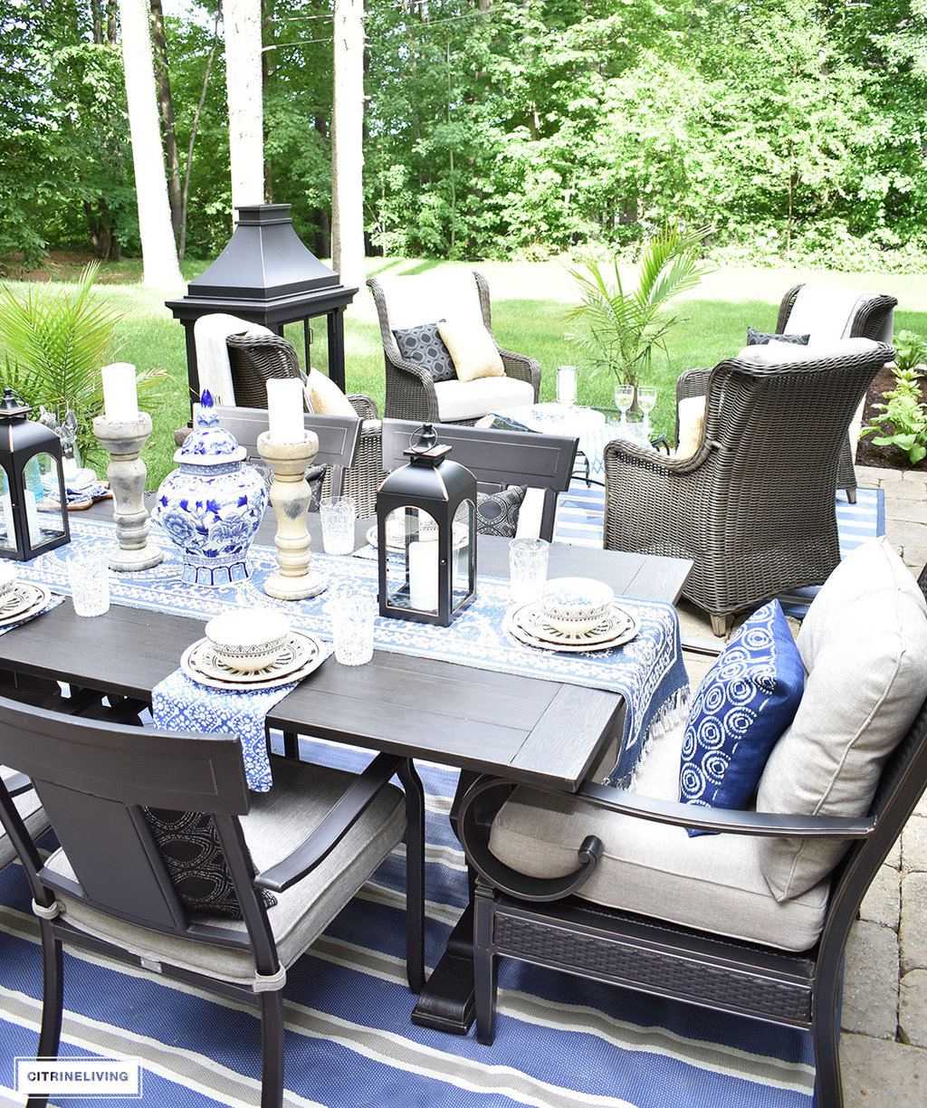 This Gorgeous, Outdoor Oasis Is Perfect For Entertaining! Lounge, Dine And  Have Great ...