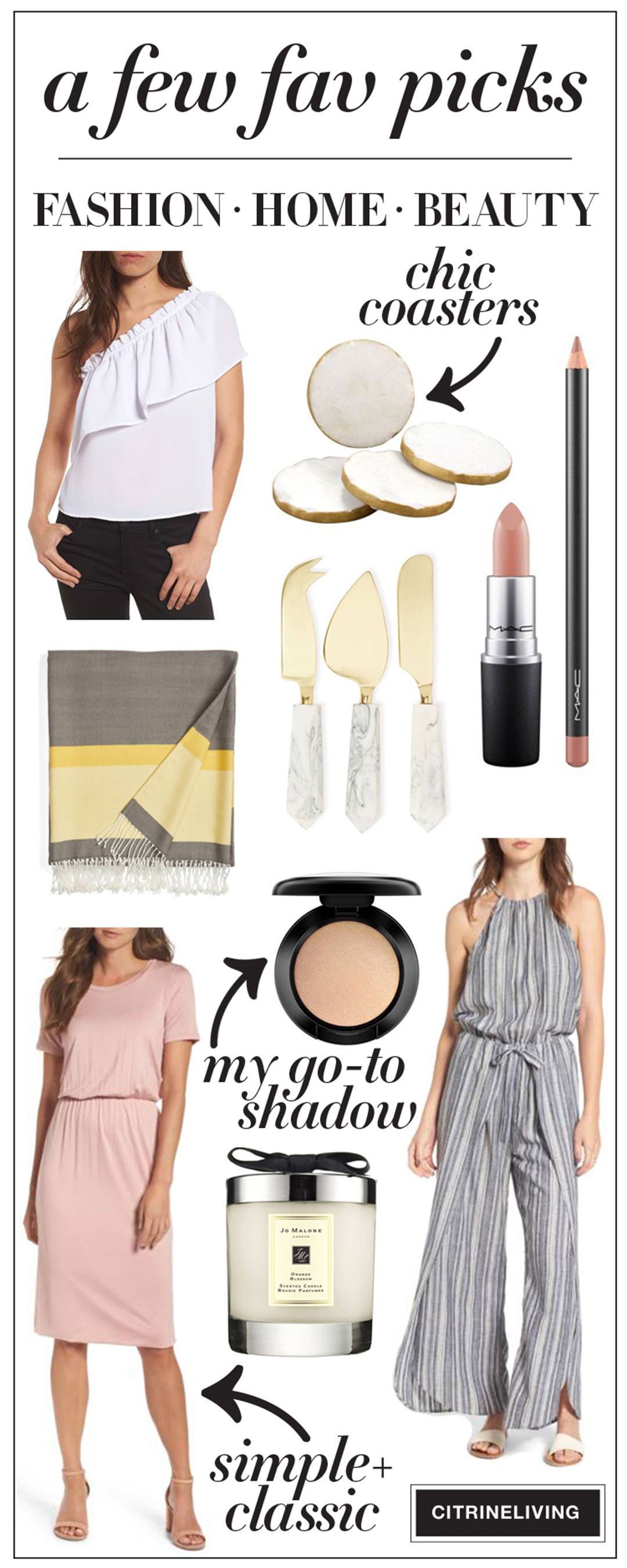 FASHION | HOME | BEAUTY | Sharing a few of my favs and and must-haves!!
