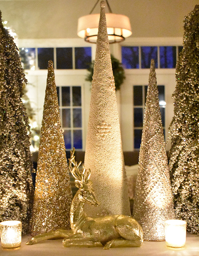 Welcome to our home this Christmas, come and take a nighttime Christmas tour, with the magic of glowing, twinkling lights.
