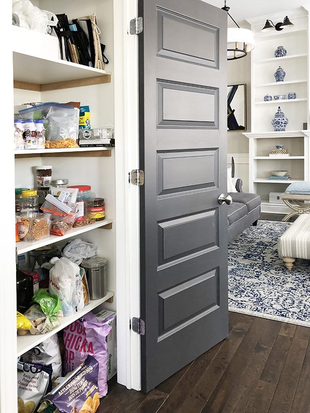Organizing My Kitchen Pantry On A Budget