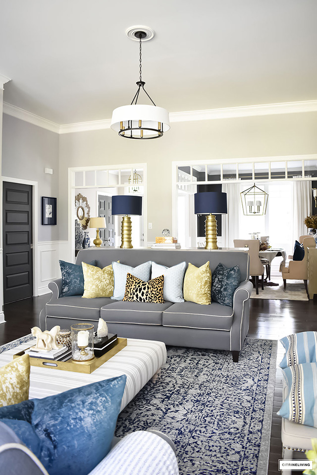 SHOP MY LIVING ROOM - CITRINELIVING