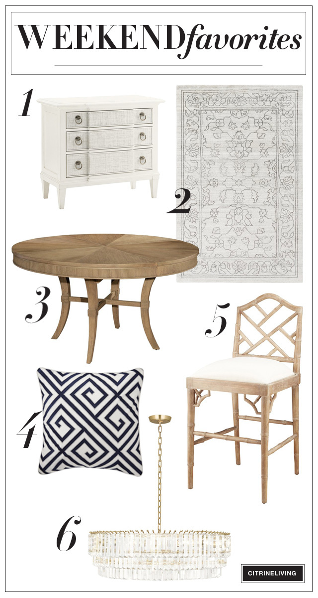 I'm sharing some new furniure and accessories that I've been eyeing for different rooms around our home that will take them to a whole new level!
