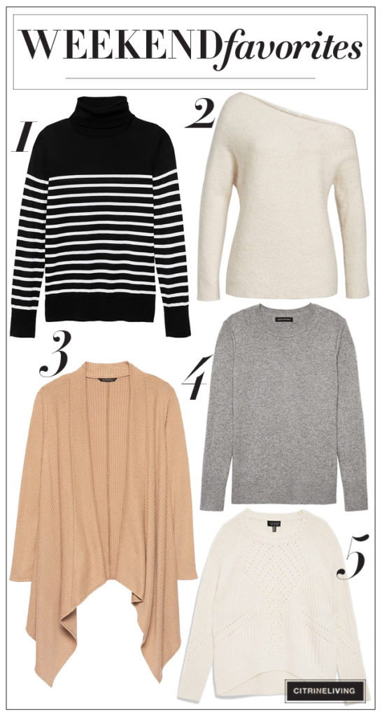 Cozy and chic sweaters that will take you anywhere you want to go - Perfect pieces for any look, pair them with jeans, leggings, skirts or joggers!