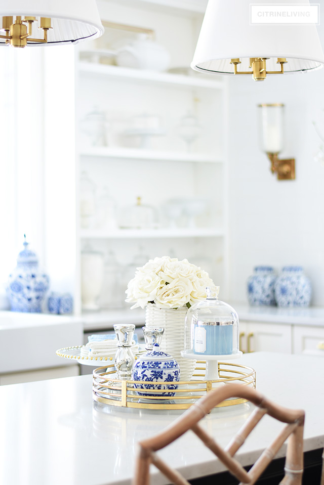 SPRING KITCHEN DECORATING IDEAS , CITRINELIVING