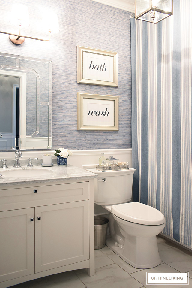 outstanding kids bathroom color | THE PAINT COLORS THROUGHOUT OUR HOME - CITRINELIVING