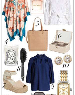 Mother's Day gift ideas mom will love! Bags, tops, shoes + accessories!