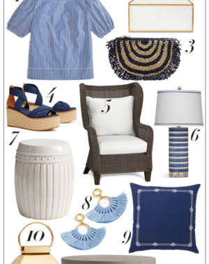 July 4th sales featuring gorgeous patio furniture, fashion items and home decor!